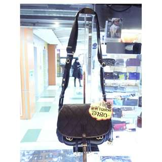 Prada Black Nylon Crossbody Shoulder Hand Bag 1BD050 普拉達 黑色 尼龍 斜揹袋 斜背袋 肩袋 袋 手袋