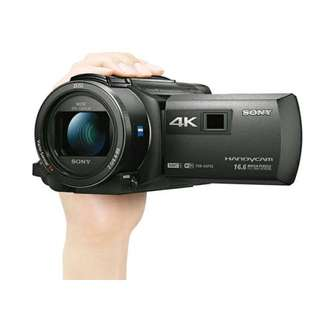 SONY FDR-AX40 4K Camcorder Kredit tanpa Kartu Kredit