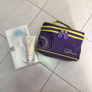 LumiSpa w bag