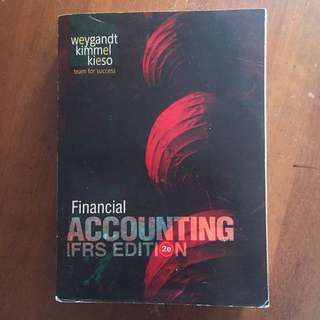 FINANCIAL ACCOUNTING IFRS EDITION By Weygandt Kimmel Kiese // Team for success