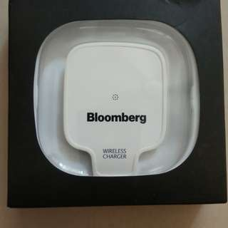 Bloomberg Wireless Charger