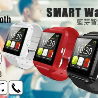 SMART Watch 藍牙智能手錶 - 黑色