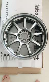 Rays gramlights 57 optimise rims