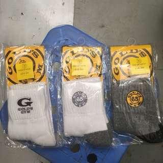 Gold's Gym Socks
