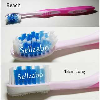 Pink Reach Toothbrush Sellzabo Tooth Brush