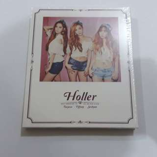 ON HAND SEALED SNSD TAETISEO 2nd Mini Album - HOLLER