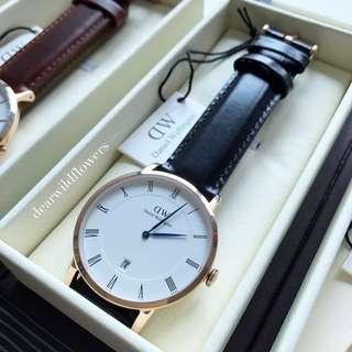 限時優惠訂購 Daniel Wellington 手錶手鐲