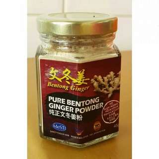 Pure Bentong Ginger Powder