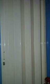 全新摺門💥未用過2尺半門76吋高