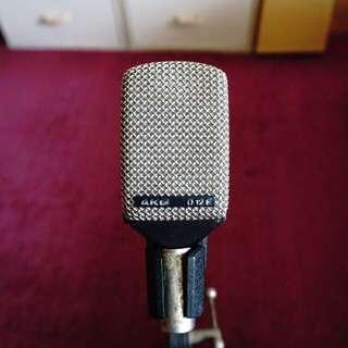 Vintage AKG D12 E Microphone