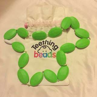 Teething Beads (necklace)