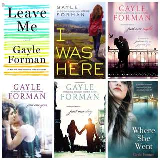 Gayle Forman Collection