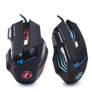 Professional 5500DPI gaming mouse