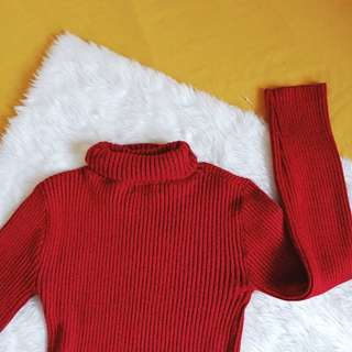 Knitted sleeves