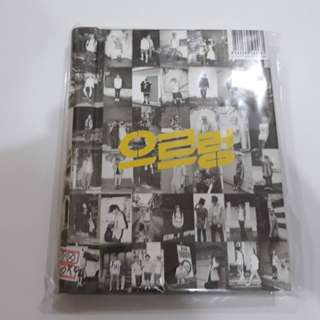 ON HAND SEALED EXO 1st Full Album Repackage GROWL (Korean)