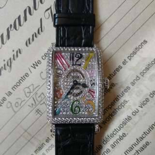 Franck Muller 902 QZ Color Dream 滿天星