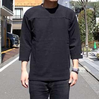 素晴らしい日本代購 2018春夏最新男裝 七分袖素T
