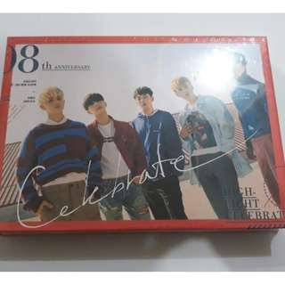ON HAND SEALED HIGHLIGHT 2nd Mini Album - CELEBRATE (B VER.)