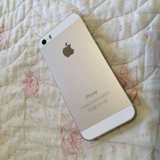 iPhone 5s (Gold, 16GB) [REPRICED]
