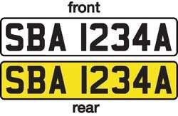 *Cheapest Rate* All kind of car Plate designs !