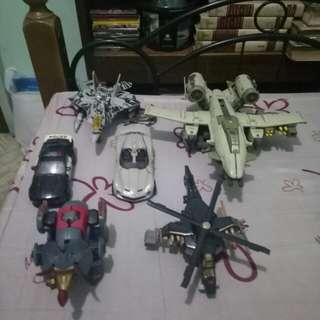 2nd hand Transformers Toys For Sale