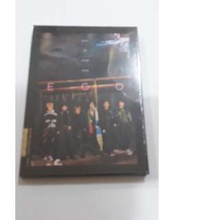 ON HAND SEALED BAP 8th Single Album - EGO
