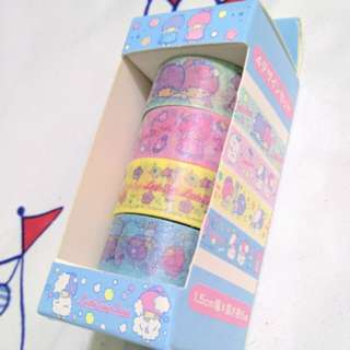 Little Twin Stars Washi Tape