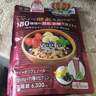 Vegie 180抗氧莓酵素果昔 200g