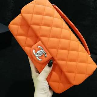 Chanel Seasonal Classic Shoulder Medium Flap (can be used as 2 designs)