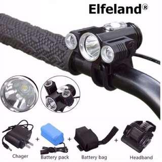 Elfeland 10000 lumens light with battery