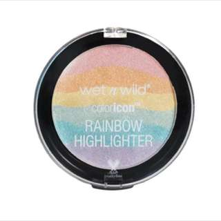 Wet N Wild Colour Icon Rainbow Highlighter 🌈