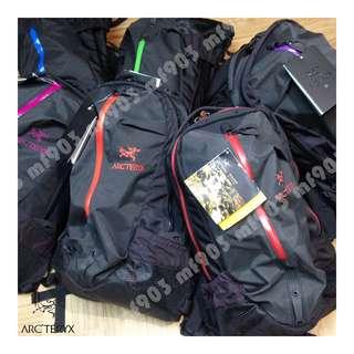 最平 Arcteryx Arro22 Backpack Black/Rigel 染藍別注不死鳥 Mystery Ranch 戶外背包 Wtaps 書包 Visvim 行山 Arro 22 背囊 Gregory 旅行袋