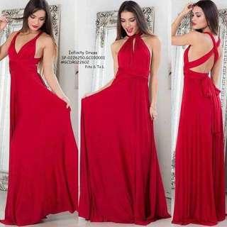 Infinity dress fits S-L
