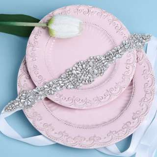 Wedding Belt Accessories Bridal Sash