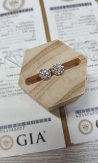 <Infin Diamond>GIA 0.90cts E SI1