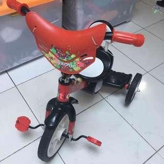 Sepeda anak with Muzik