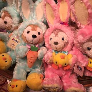 訂購/代購 HK Disney Duffy and Friends復活節公仔