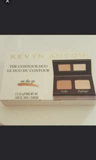 BNIB Kevyn Aucoin The Contour Duo