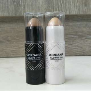 Jordana Highlight & Contour Sticks
