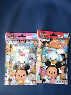 Disney TsumTsum 飯團🍙包裝袋