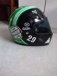 Nexx maria muddy hog helmet size s