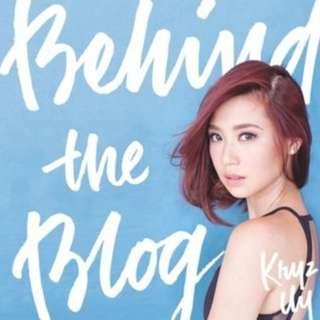 BEHIND THE BLOG: Kryz Uy Book
