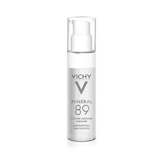 FREE SAMPLE + Vichy Mineral 89 Daily Skin Booster and Face Moisturizer with Hyaluronic Acid, 0.17 fl. oz.