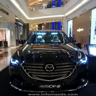 ALL NEW MAZDA CX-9 SKYACTIV TURBO