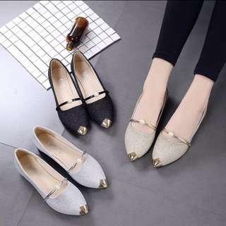 韓款尖頭鞋