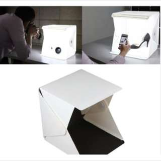 *Last pc* Mini photo studio box - portable Light Room