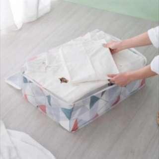 Storage bag quilt tempat penyimpanan selimut PEVA HPR045