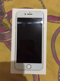 Iphone 7 FU 128GB Rosegold