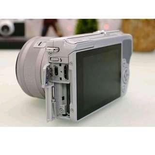 Canon EOS M10 15-45MM Kamera Mirrorless Kredit tanpa CC 30menit