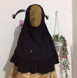Jilbab instan merk sn